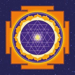 Yantra-Sri mantra